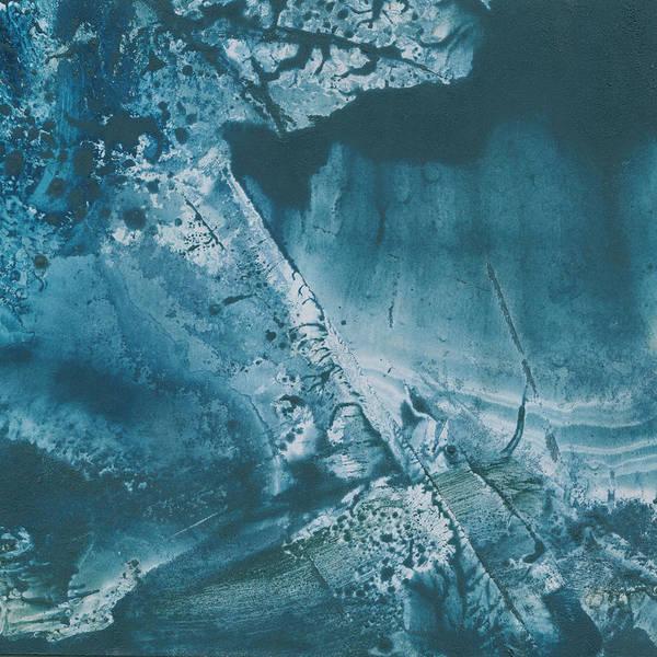 Blue Odyssey Poster