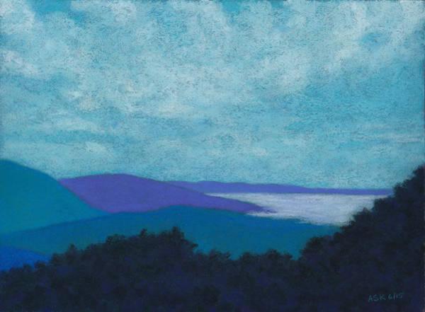 Blue Ridges 3 Poster