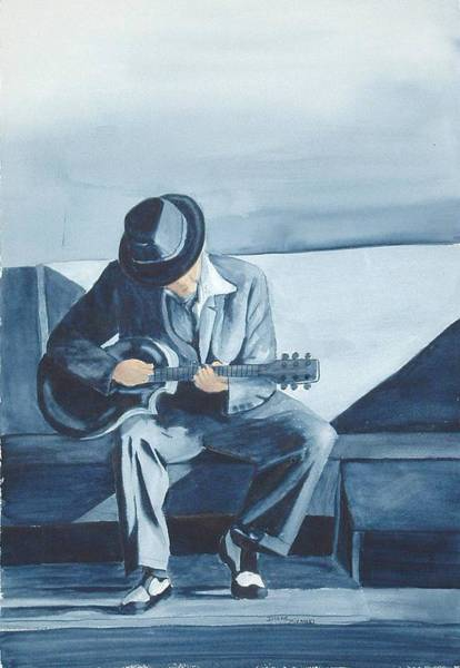 Bluesman Poster