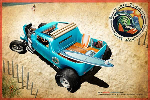 Board Breaker Poster
