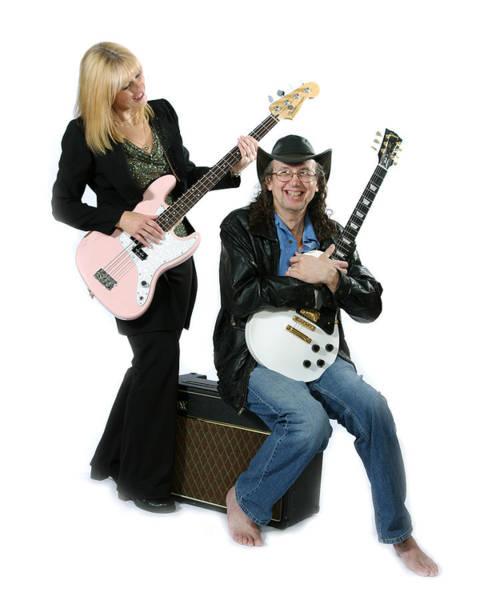 Bob And Theresa Kaat-wohlert Poster