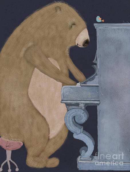Boogie Bear  Poster