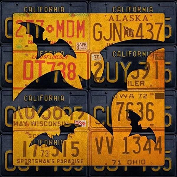 #boo  @fineartamerica #licenseplates Poster