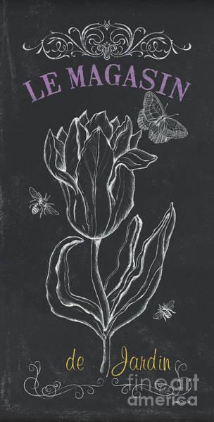 Botanique 4 Poster
