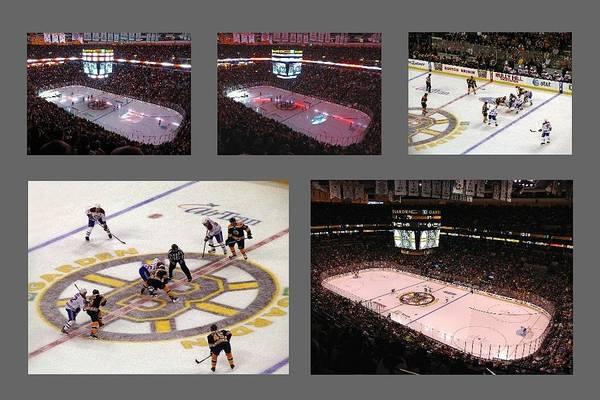 Boston Bruins Poster