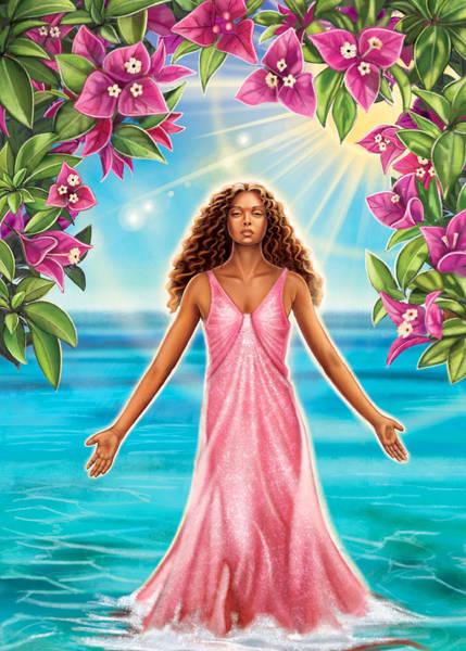 Bougainvillea - Purify Poster