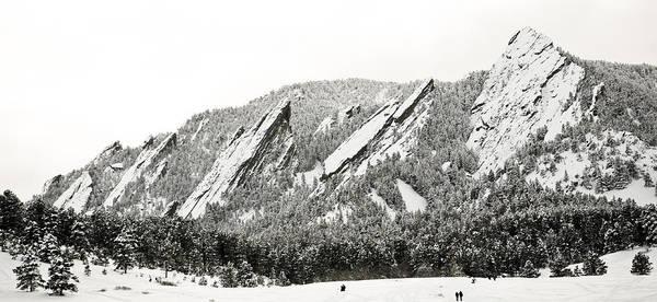 Boulder Flatirons Colorado 1 Poster