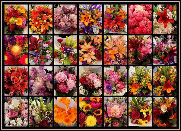 Bouquets Poster