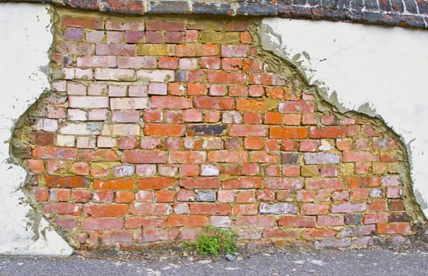 Brick And Mortar Poster