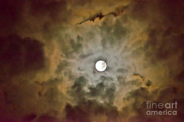 Brilliant Night Sky Poster
