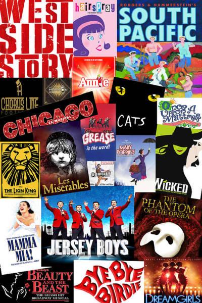Broadway 8 Poster