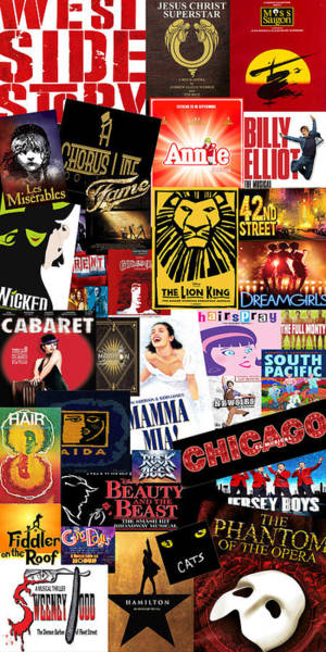Broadway 9 Poster