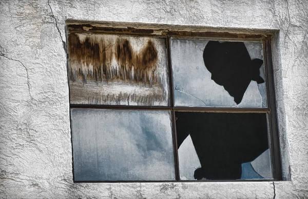 Broken Window Broken Glass Poster