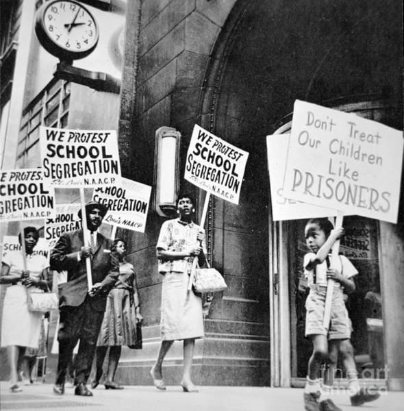 Brown Vs Board Of Education Poster