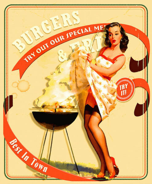 Burgers Poster