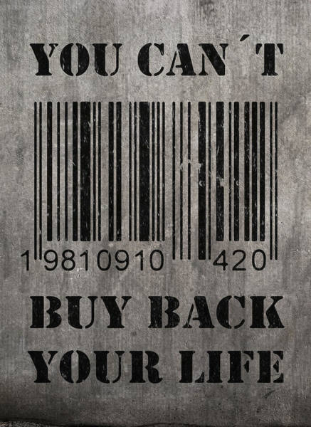 Buy Back Your Life Poster