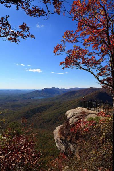 Caesars Head State Park In Upstate South Carolina Poster
