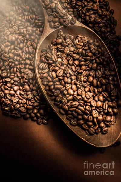 Cafe Aroma Art Poster