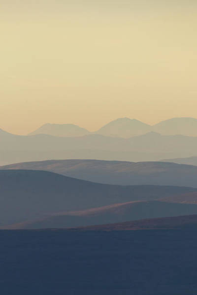 Cairngorms Sunset Poster
