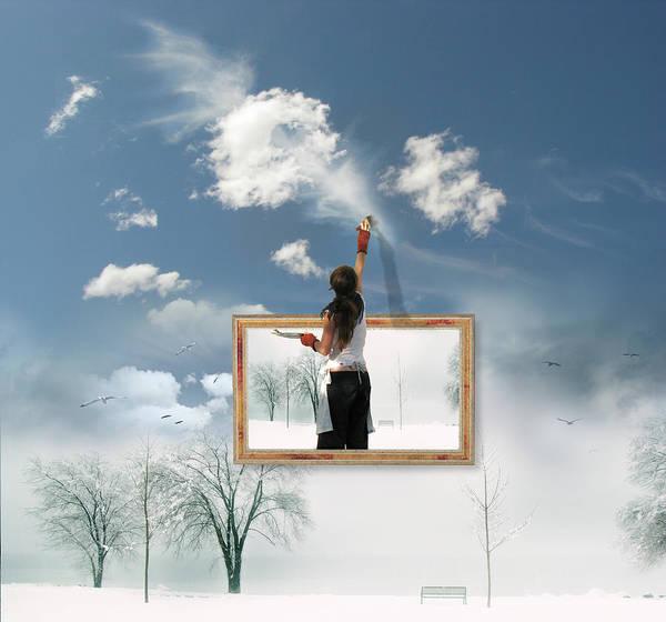 Califonia Dreaming  Poster