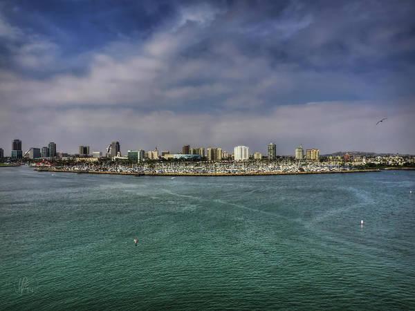 California - Long Beach 001 Poster