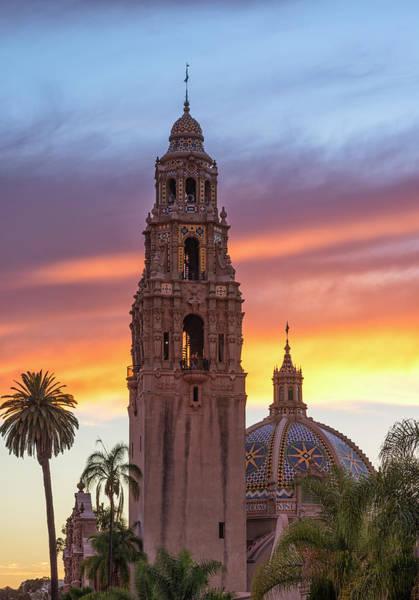 California Sunset #2 Poster