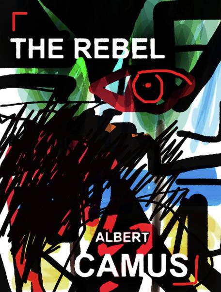 Camus The Rebel  Poster Poster