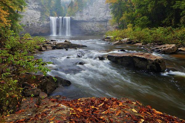 Cane Creek Falls Poster