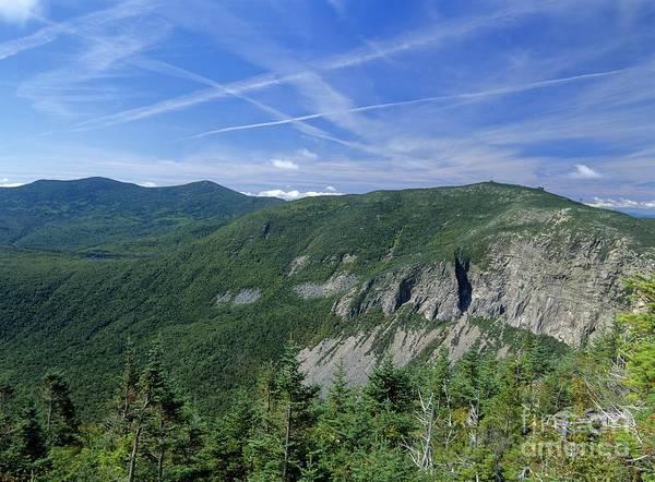 Cannon Mountain - White Mountains New Hampshire Usa Poster