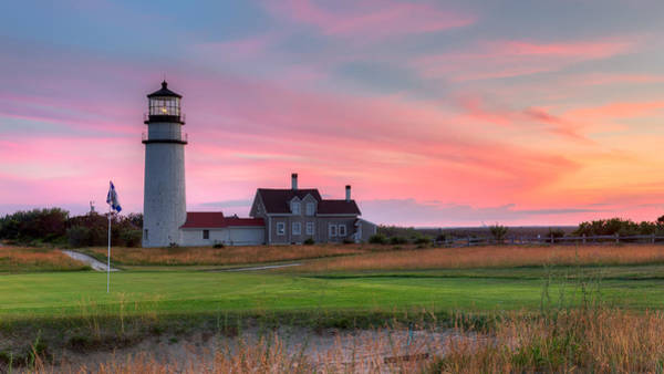 Cape Cod Highland Links Poster