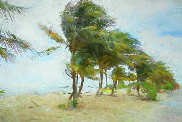 Caribbean Getaway Poster