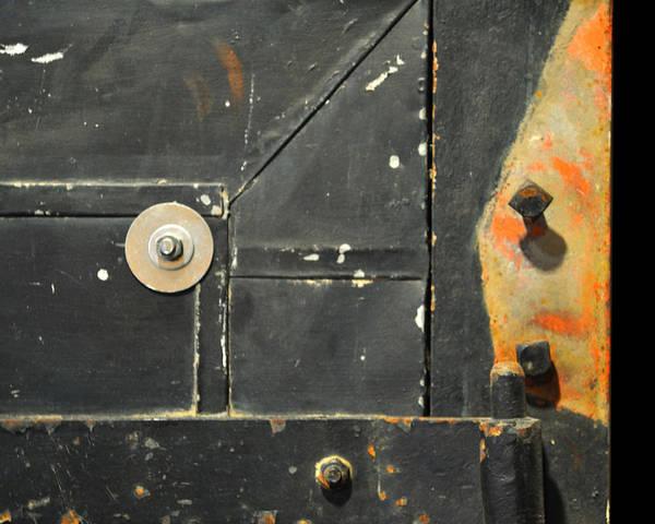 Carlton 10 - Firedoor Detail Poster
