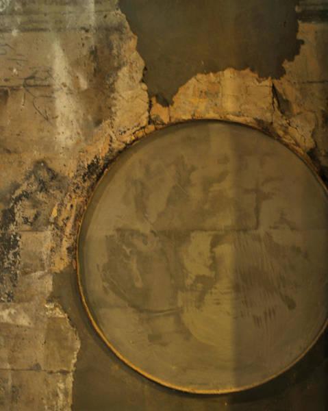 Carlton 3 - Abstract Concrete Poster