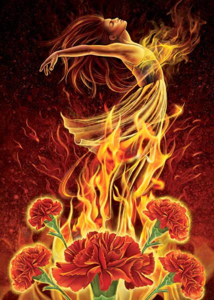 Carnation - Rebirth Poster