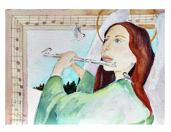 Carol Of The Birds Poster