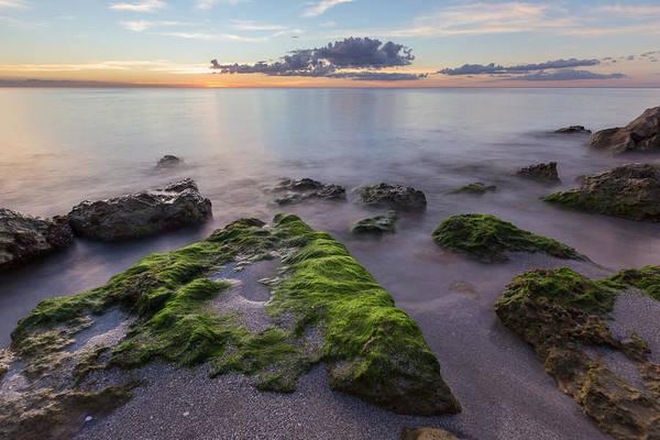 Caspersen Beach Sunset Poster