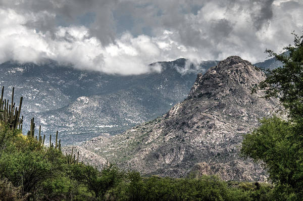 Catalina Mountains Poster