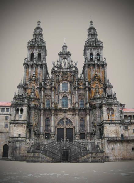 Cathedral Of Santiago De Compostela Poster