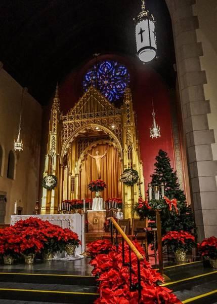 Catholic Christmas Poster