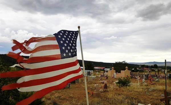 Cerro, New Mexico Poster
