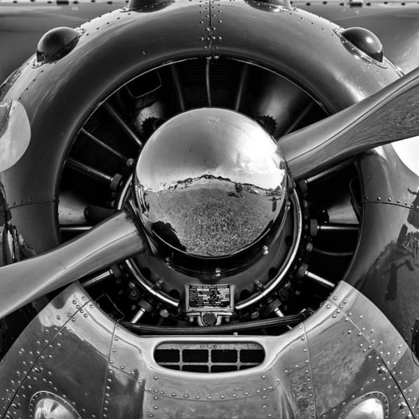 Cessna 195 Poster