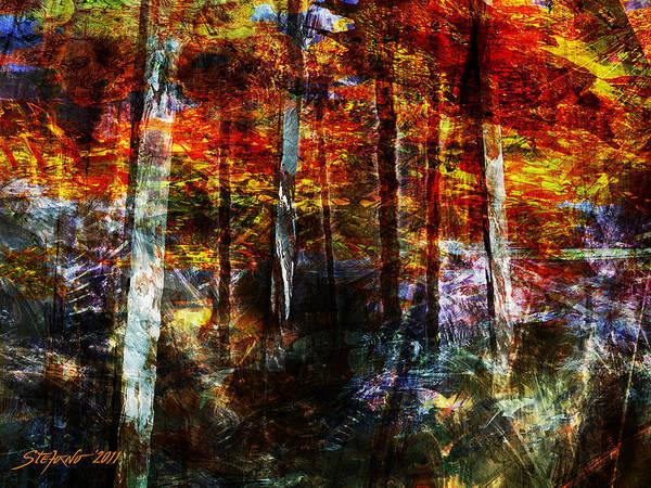 C'est L'automne Poster