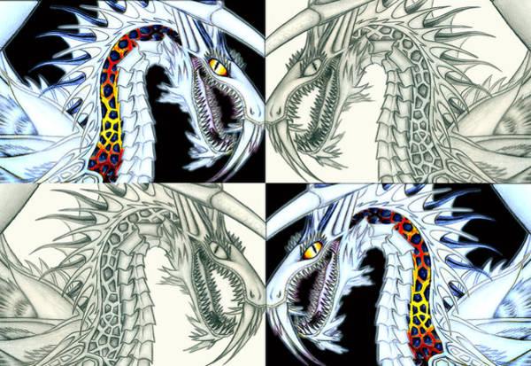 Chaos Dragon Fact Vs Fiction Poster