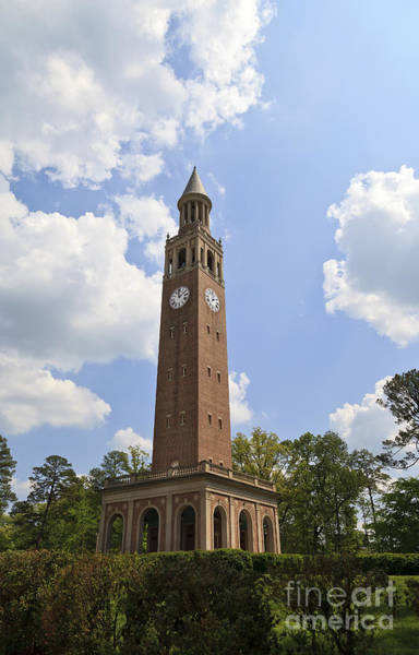 Chapel Hill Bell Tower Poster