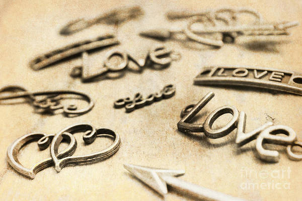 Charming Old Fashion Love Poster