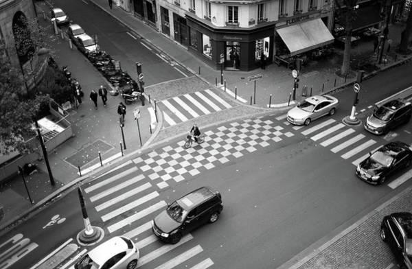 Checkmate, Paris Poster