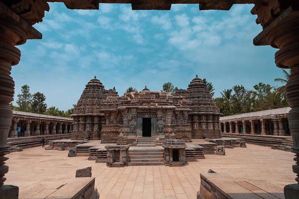 Chennakesava Temple, Somnathpura Poster