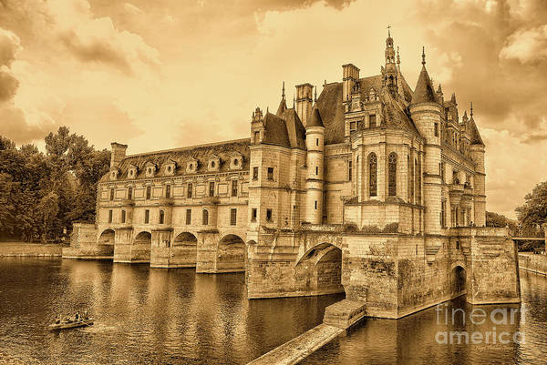 Chenonceau Poster