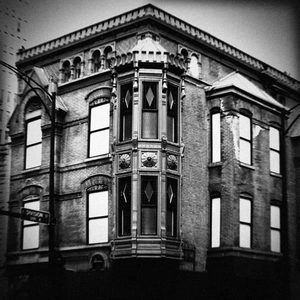 Chicago Historic Corner Poster