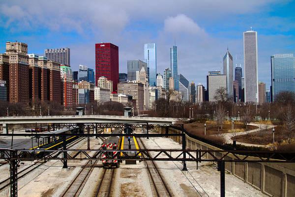 Chicago Metro Poster